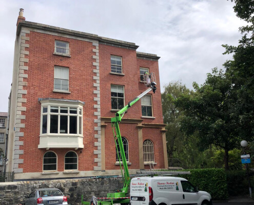 Raglan Road, Dublin 4, Painting Contract