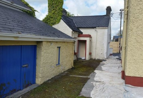 Tuam Garda Station Painting contractor job