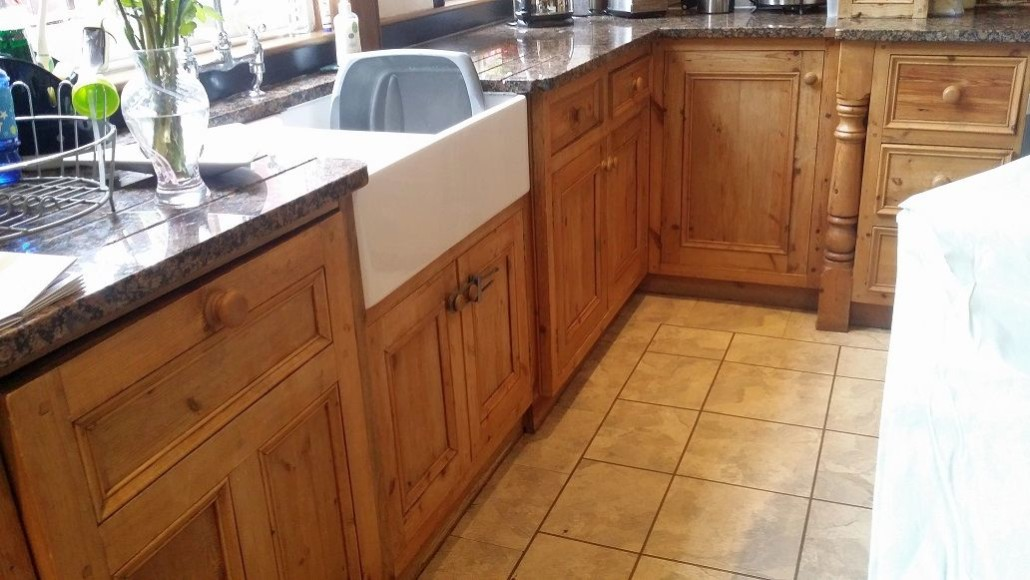 Kitchen Painting Connacht Painting Contractors - Kitchen cabinet painting contractors