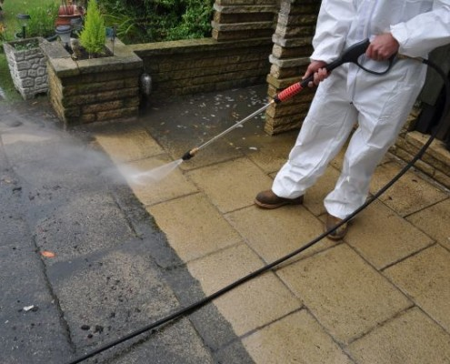 Pressure Power Washing
